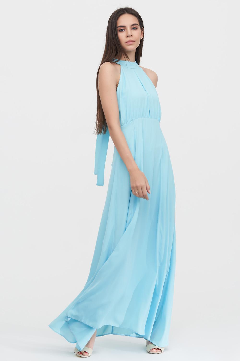 купить ткань бирюзового цвета для платья