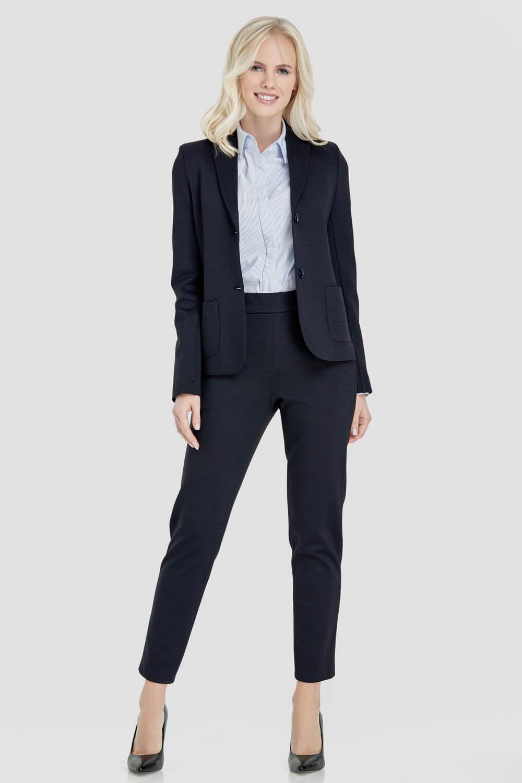 9b447a0f4fe Трикотажные брюки с эластичным поясом купить в интернет-магазине ...